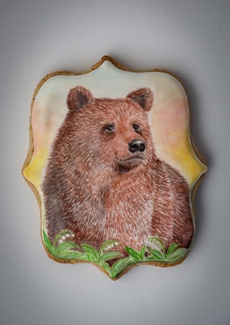 Eläinkeksit karhu