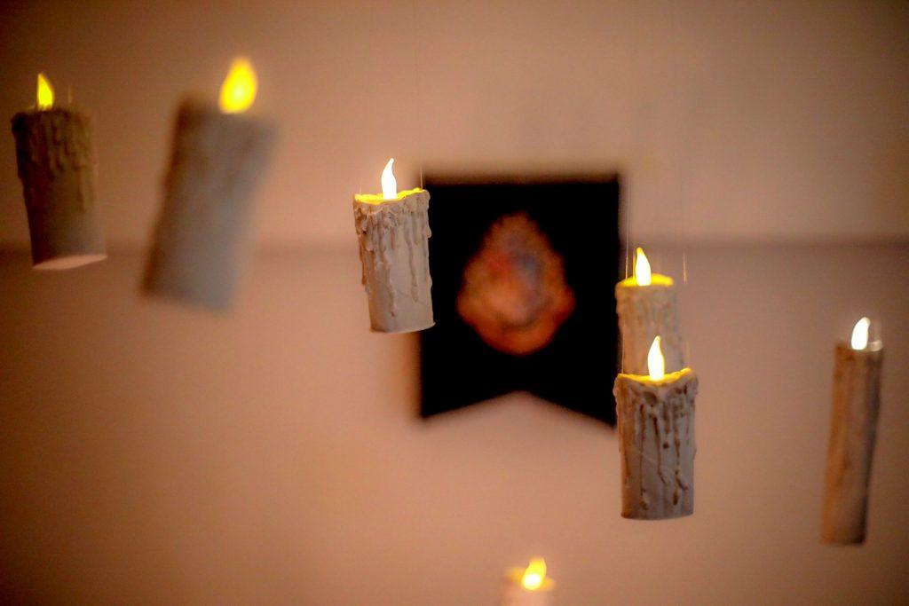 leijuvat kynttilät