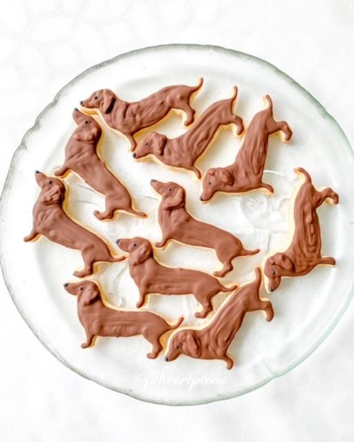 hauvateemaiset synttärit keksejä